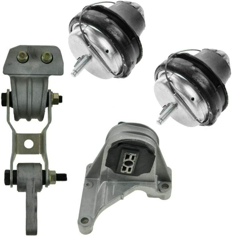 Vooviro Excellent Engine Max 46% OFF Motor Free shipping Mounts Kit Set Wi of Compatible 4
