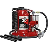 AFF Bottle Jack, Hydraulic Air Car Lift with Welded Tank and Frame - 30 Ton,...