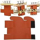 banapoy Cubierta de Trompeta, Protector de válvula de Trompeta pequeño y liviano, para el hogar, la Escuela, el Instrumento, la Campana, la Trompeta