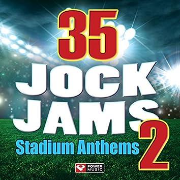 35 Jock Jams 2 - Stadium Anthems