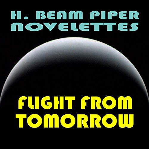 Flight from Tomorrow audiobook cover art