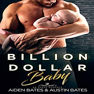 Couverture de Billion Dollar Baby: An Mpreg Romance