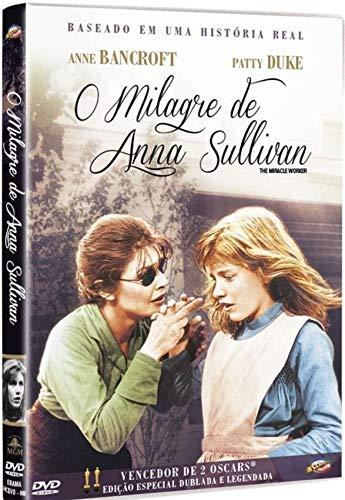 O Milagre De Anna Sullivan OSCAR/1963