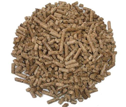 Pellet Misto potere calorico 4400 Kca/Kg, umidità 8% in sacchetto da 15Kg