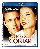 Algo Que Contar (Blu-Ray) (Import) (2011) Ben Affleck; Gwyneth Paltrow; Joe
