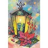 Kit de pintura de diamante con lechuga de mar por Candlelight - Taladro redondo completo
