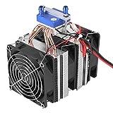 Enfriador Termoeléctrico, Enfriador De Semiconductores, Ahorro De Energía para Pecera para Exteriores(120W (Adecuado para pecera de 30 litros))