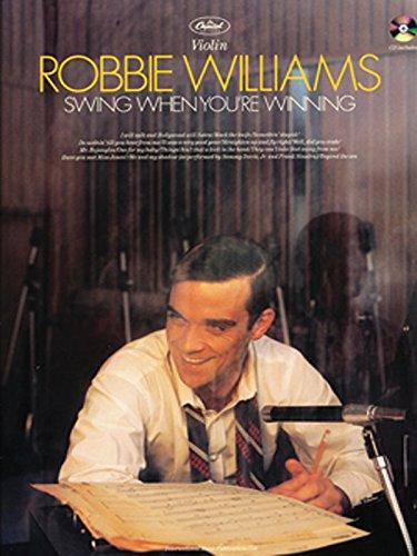 Swing When You're Winning: (Violin) (Violin/CD) by Robbie Williams (21-Dec-2001) Sheet music