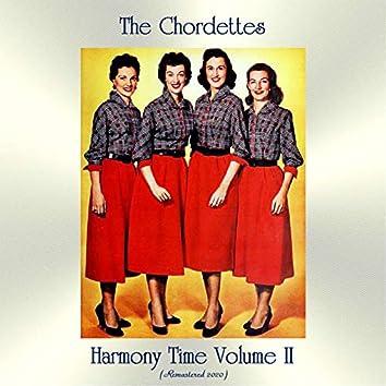 Harmony Time Volume II (Remastered 2020)