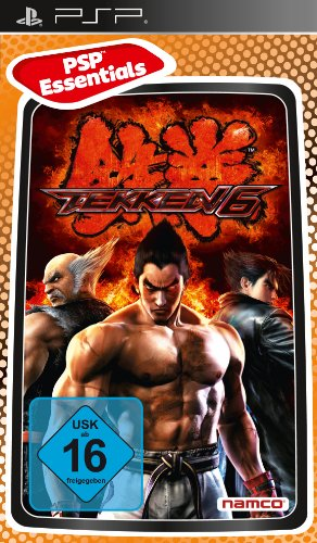 Tekken 6 [Essentials]