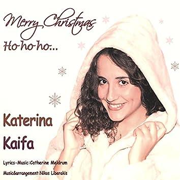 Merry Christmas Ho Ho Ho...
