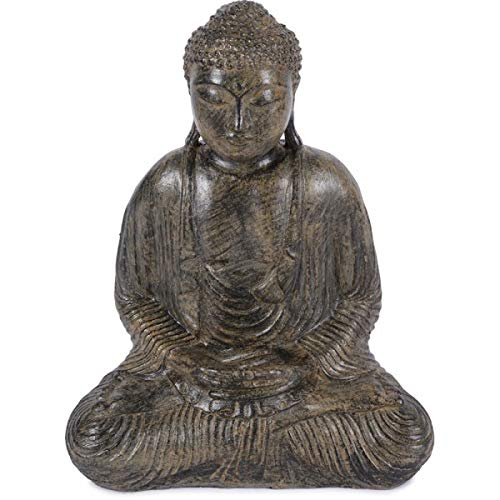 KOH DECO Statue Bouddha Assis