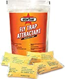 Starbar Fly Trap Attractant Refill For Reusable Fly Traps, 8-30g | Made in USA