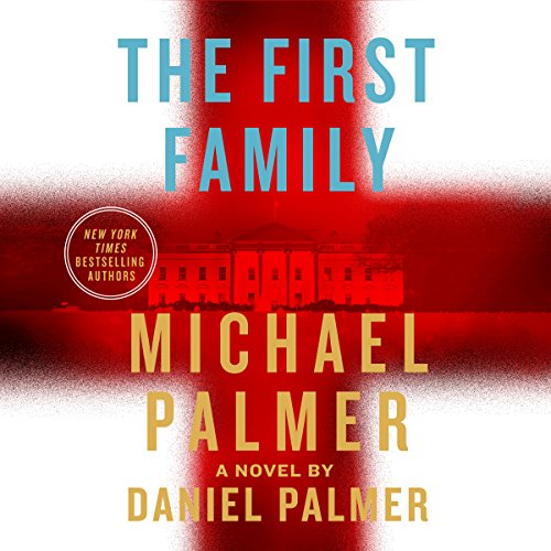 The First Family audiobook cover art