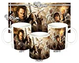 MasTazas El Seor De Los Anillos The Lord of The Rings D Taza Mug