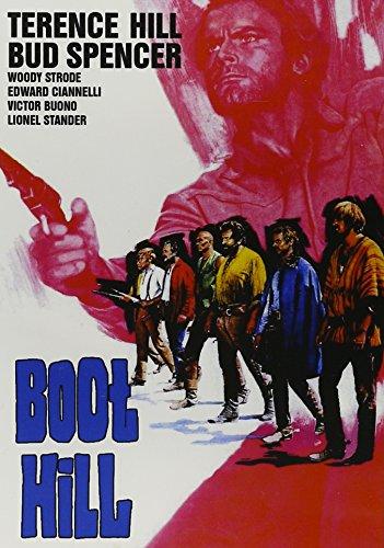 Boot Hill (Aka Trinity Rides)