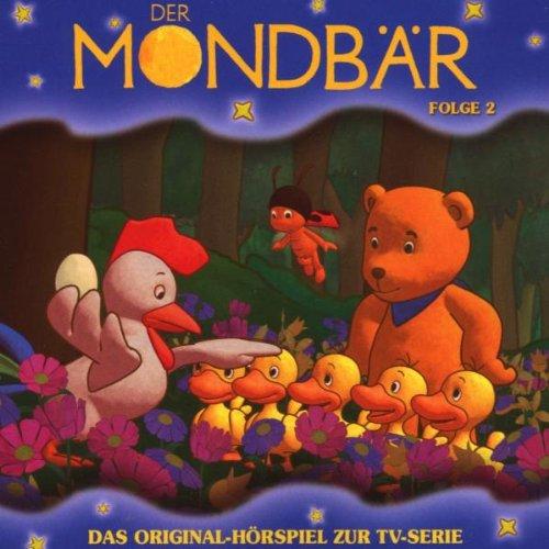 Der Mondbär, Folge 2, Original-Hörspiel zur TV-Serie