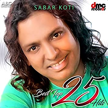 Best Top 25 Hits - Sabar Koti