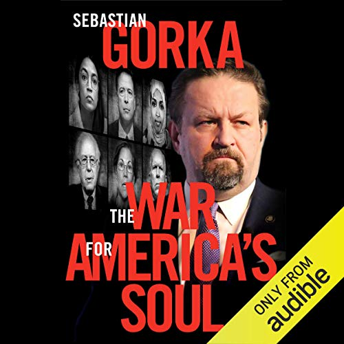 The War for America's Soul cover art