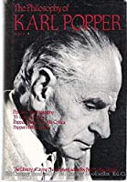The Philosophy of Karl Popper: Vol. 1 0875481418 Book Cover