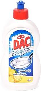 Dac D/w 500ml x12 Lemon