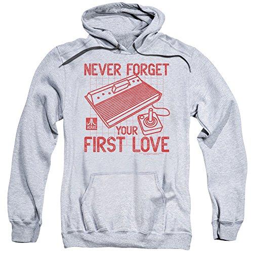 Atari 2600 Never Forget Your First Love Hoodie