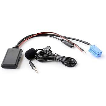 Auto Bt Adapter Wireless Auto Cd Stereo Aux Musik Interface Für Alfa Romeo 147 156 159 Brera Mito Gt Giulietta Baumarkt