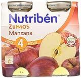Nutribén Zumo Manzana - 6 Bipack (12x130ml) 12 Unidades 1560 ml