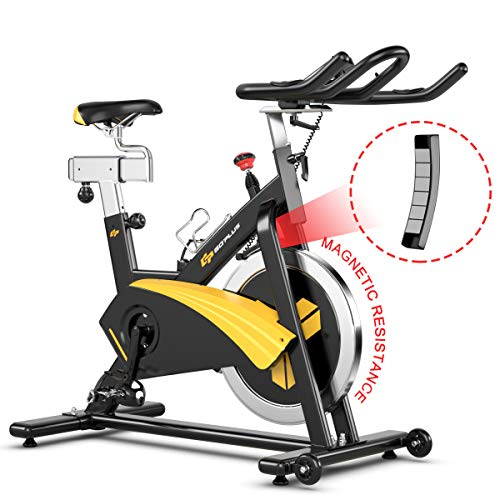 Goplus Magnetic Cycling Exercise Bike