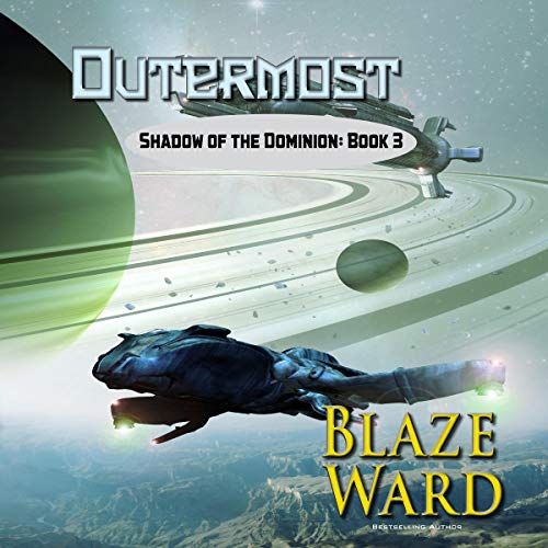 Outermost audiobook cover art