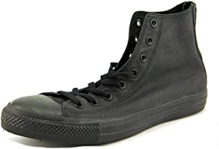 Converse Unisex Chuck Taylor Back Zip Hi Sneakers Black