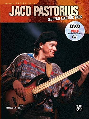 Jaco Pastorius -- Modern Electric Bass: Book, DVD & Online