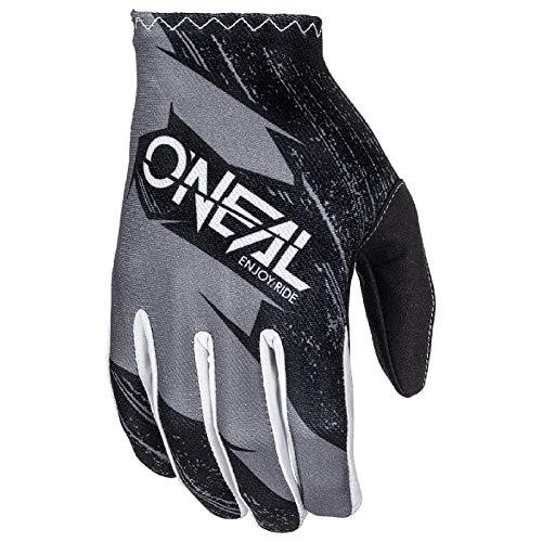 O'Neill Wetsuits 0388R-165 - Oneal Matrix 2018 Burnout Youth Motocross Handschuhe M Schwarz Grau