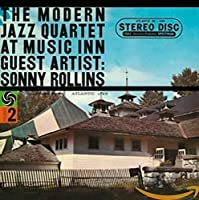 At Music Inn: Guest Artist Sonny Rollins
