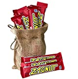 ZAGNUT Crunchy Peanut Butter Coconut Candy Bar, 1.51oz (Pack of 12)