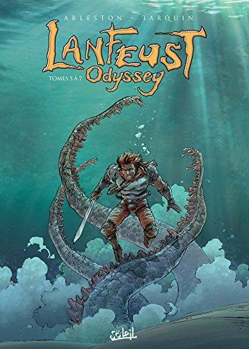 Lanfeust Odyssey - Coffret T05 à T07