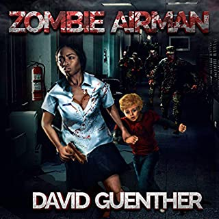Zombie Airman audiobook cover art