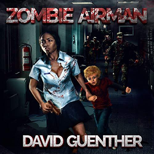 Zombie Airman audiobook cover art