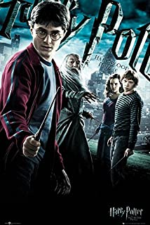 Harry Potter and The Half-Blood Prince - Movie Poster/Print (Regular Style) (Size: 24 inches x 36 inches)