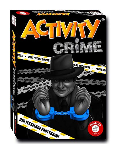 Piatnik Vienna 6627 Activity Crime