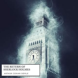 The Return of Sherlock Holmes                   By:                                                                                                                                 Arthur Conan Doyle                               Narrated by:                                                                                                                                 Tom Morrissey                      Length: 11 hrs and 48 mins     Not rated yet     Overall 0.0