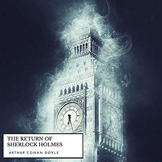 The Return of Sherlock Holmes audiobook cover art
