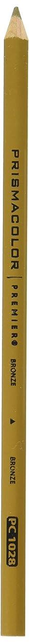 Prismacolor Premier Soft Core Colored Pencil, Bronze