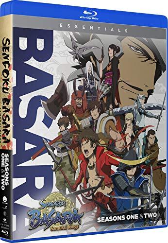 Sengoku Basara: Samurai Kings - Seasons One & Two (4 Blu-Ray) [Edizione: Stati Uniti] [Italia] [Blu-ray]