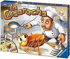 Ravensburger 22228 La Cucaracha, Gioco da Tavolo, per 2-4 Giocatori, Età Consigliata 6+
