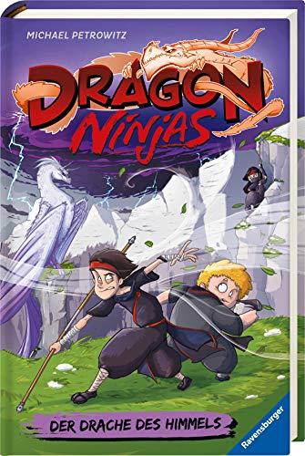 Dragon Ninjas, Band 3: Der Drache des Himmels