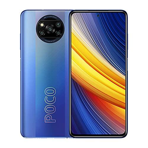 Xiaomi Celular Poco X3 Pro Frost Blue 6 GB Ram 128 GB ROM