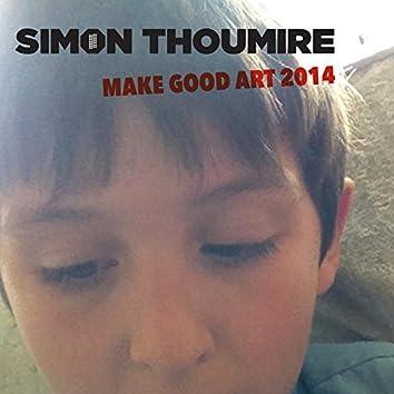 Make Good Art 2014