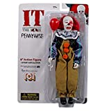 Mego Action Figure 8' Burnt Pennywise