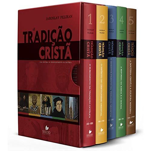 Box Tradição cristã, A - vols. 1a 5